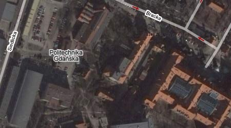 Politechnika Gdańska on Google Maps
