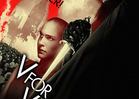V for Vendetta poster crop